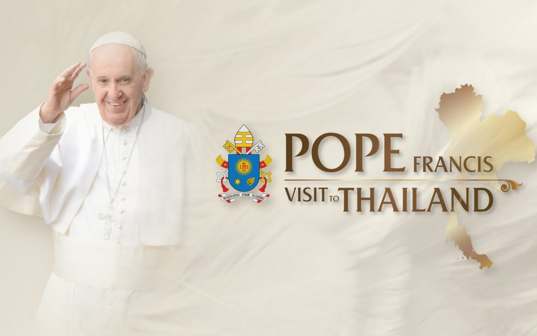 Pope Visit to THAILAND